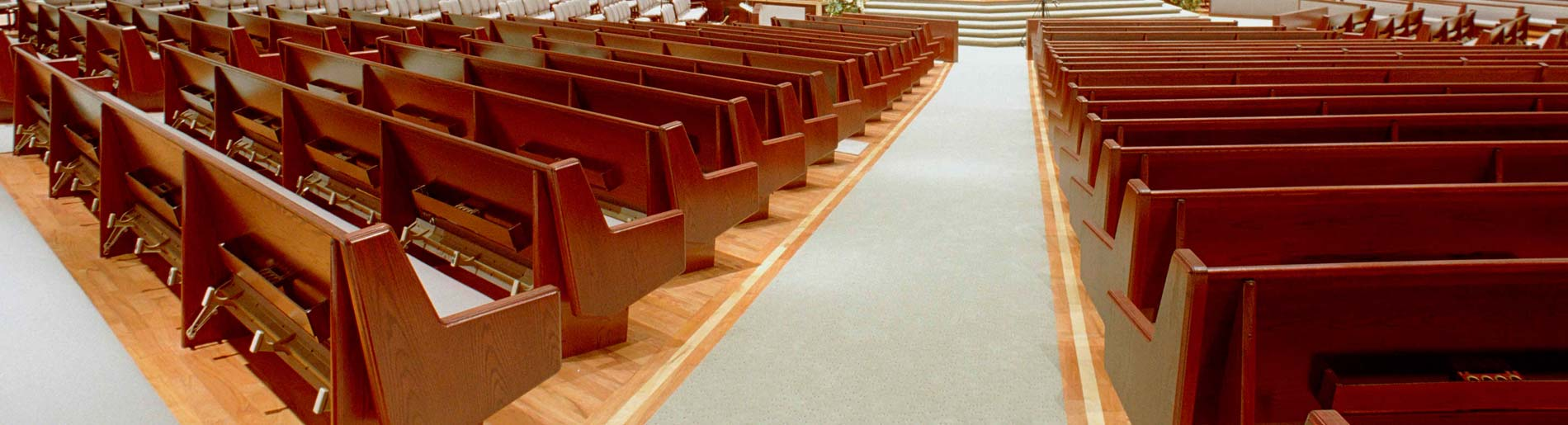 Church Pew Benches Pew Chairs Imperial Woodworks