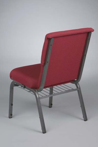 No. 65 Metal Chair rear view