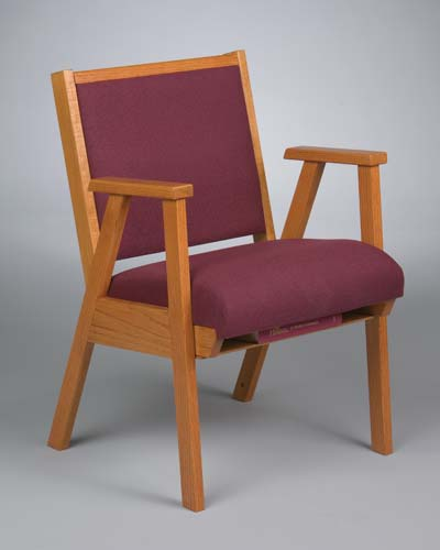 No. 87 Wood Chair with arms