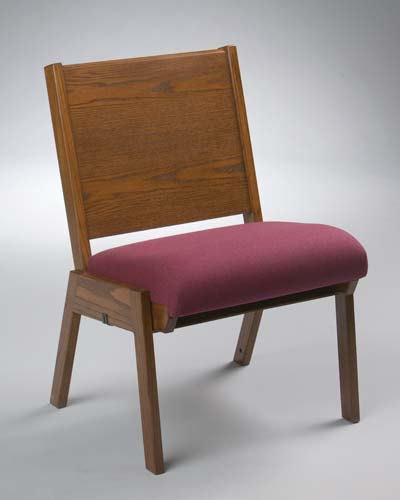 No. 87 Wood Chair with wood back