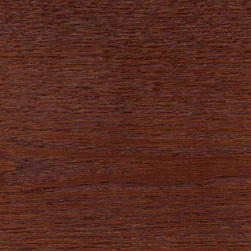 No. 126 Wood stain color on red oak