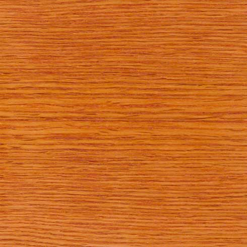 No. 717 Wood stain color on red oak