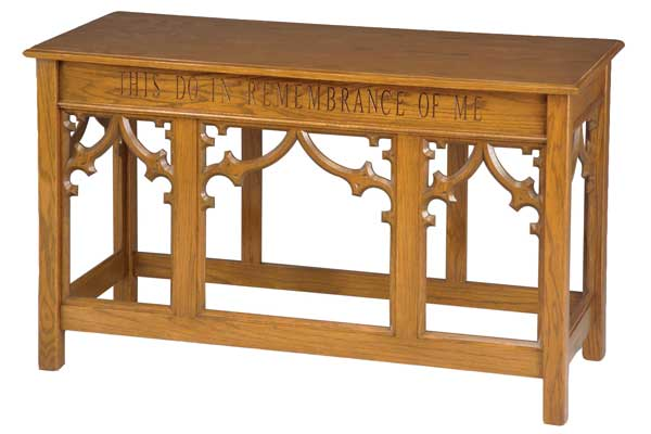 NO. 205 Communion Table