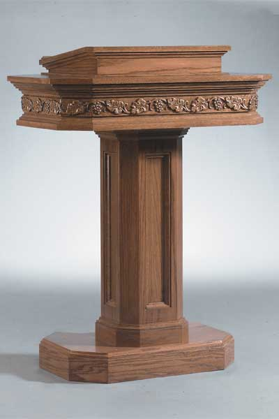 No. 5402 Church Pulpit