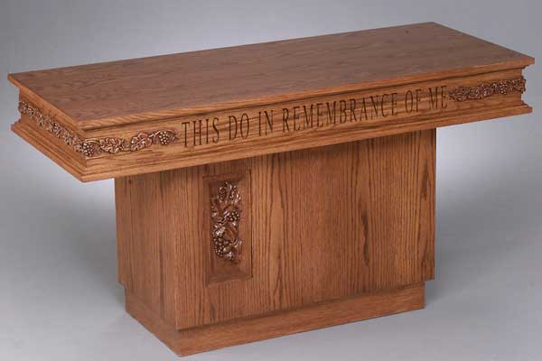 No. 560 Communion Table