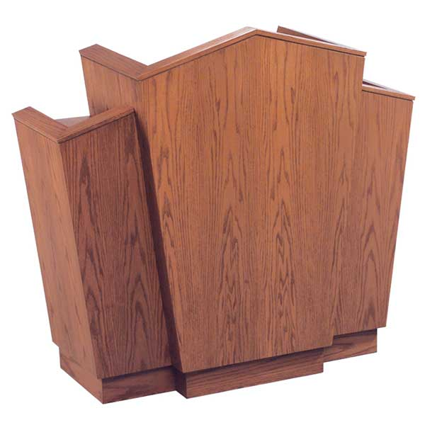 No. 700W Wing Pulpit