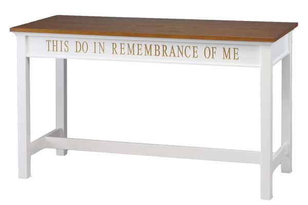 No. 815 Communion Table