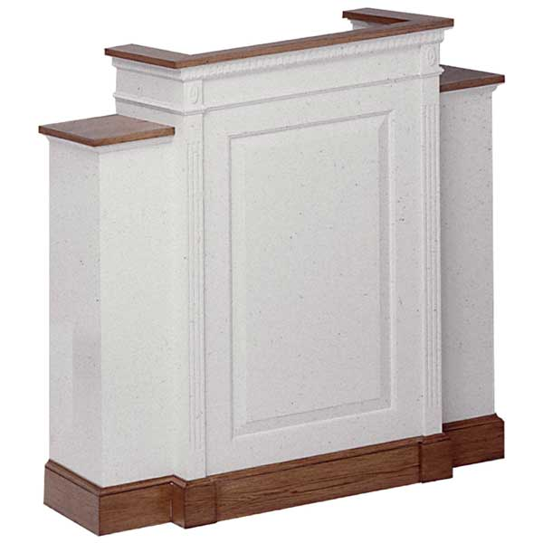No. 820W Wing Pulpit