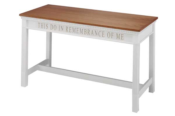No. 825 Communion Table