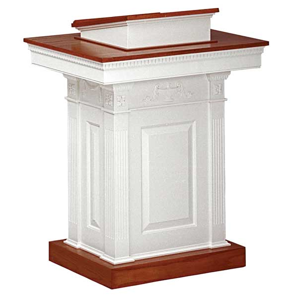 No. 8201 Pulpit Two Tones