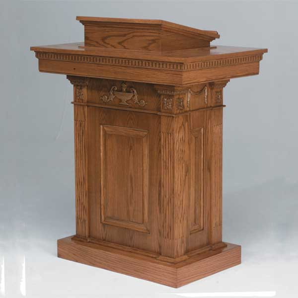 Pulpit Furniture 8201 Series Made To Match Imperial
