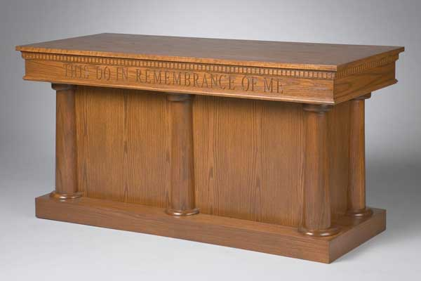 No. 8300 Communion Table