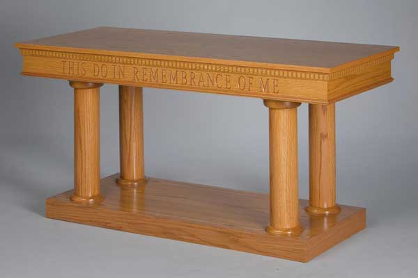No. 8305 Communion Table