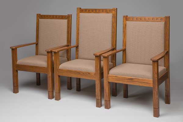 No. 900 Series Pulpit Chairs