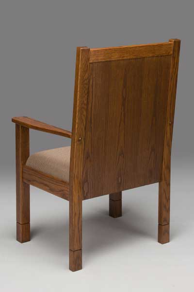 No. 800 Pulpit Chair