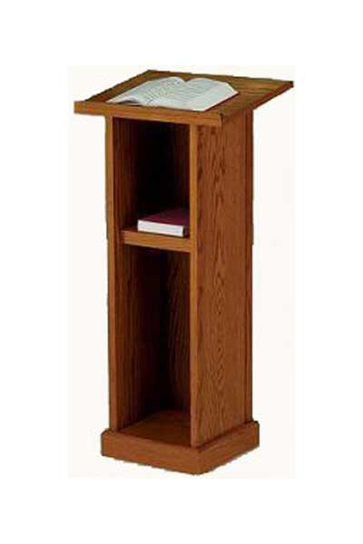 Church podiums