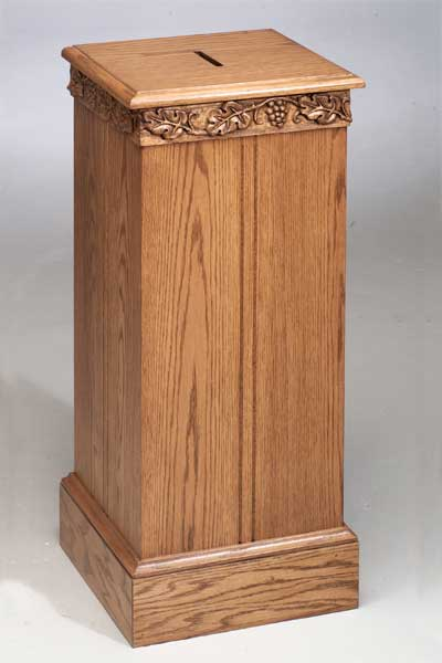No. 50 Tithe Box