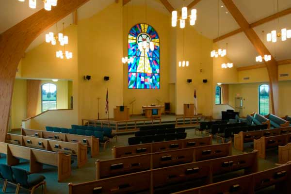 American Lutheran Church, Bourbonnais, IL