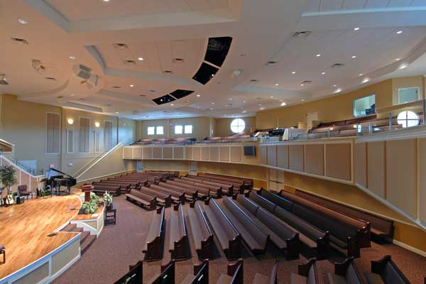 Fairview Baptist Church, Corryton, TN
