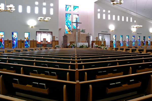 St. Luke's Catholic Church, El Paso, TX