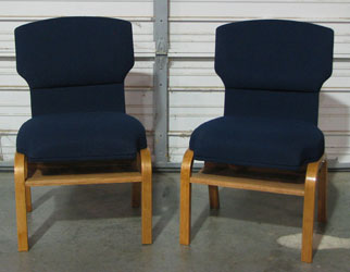In-Stock Item 532 - No. 90 Choir Chairs