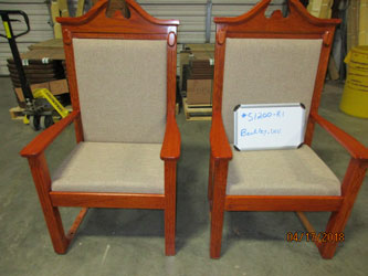 In-Stock Item 653 - 820AS-48 Chairs